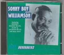 Sonny Boy Williamson / Honey Bee Blues CD 1991 -NEAR MNT-Blues Collection.