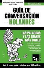Guía de Conversación Español-Holandés y diccionario conciso de 1500 palabras (Sp
