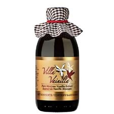 Best Seller at Duty Free! Villa Vainilla Pure Mexican Vanilla Extract 8.4 fl.oz.