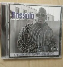 Bossolo Everything Ain't Always In Color CD Kokane BigFase100 Truth Hurts