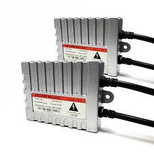 A1 2x XENON 55W AC Digital HID Ballasts Premium Replacement Slim H4 H7 H8 H9 H10