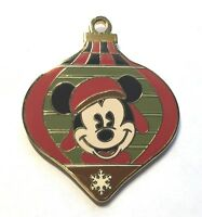 Disney Pin Badge WDW - Mickey Mouse Holiday Ornament (Surprise Release)