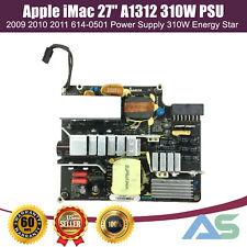 "Apple iMac 27"" A1312 2009 2010 2011 614-0501 PSU Power Supply, 310W Energy Star"