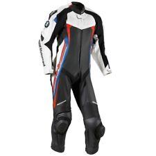 BMW RR Courses Combinaison de Moto en Cuir Moto en Cuir Veste Pantalon 1-Piece