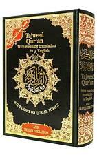 Tajweed Quran English Transliteration Islam Color Coded Qur'an Dar Marifa Mushaf