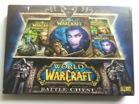 World of Warcraft Battle Chest Original PC Game and Guide Collectors Blizzard