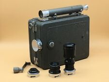 "DeVry ""Lunchbox"" 35 mm Main-Coudé Film/Cine Camera & 3x wollensak Lentille"
