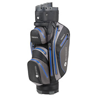 Motocaddy Protekta Cart Bag 14 way Divider Black/Blue Brand New 2021 Model