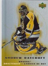 (HCW) 2005-06 Upper Deck McDonald's #33 Andrew Raycroft MINT Bruins
