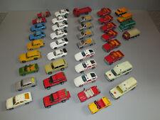 SIKU, 40 Modellautos, Fahrzeuge, sehr alt, große Sammlung, Konvolut