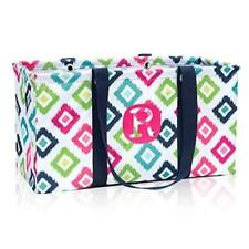 Thirty One LARGE UTILITY tote Bag organizer laundry 31 gift candy corners retire