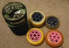 Lot 110 mm Inline Speed Skating Wheels Set. 3 atom matrix & other 5 plus case