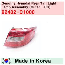 [92402-C1000]Genuine Hyundai Rear Tail Light Lamp Outer-RH LED Fits 2014~ SONATA