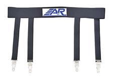 "A&R Pro Heavy Duty Ice Hockey Sock Garter Belt Holds Socks Senior 32""-44"" 14 SGB"