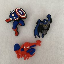 Marvel Characters Shoe Charms For Crocs
