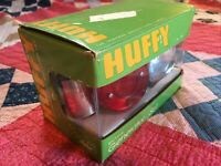 Vintage NOS 1960s-era HUFFY Generator Bicycle Light Set