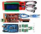 RAMPS 1.4 Set / Kit para RepRap 3d Impresión - MEGA 2560 ,5 x A4988,2004 LCD