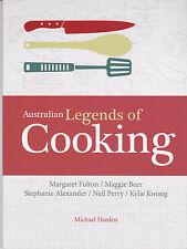 2014 Australian Legends of Cooking (SP205) - Prestige Booklet