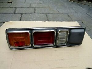 NOS MAZDA 808 LEFT SIDE TAIL LIGHT MAY SUIT COUPE 818 RX3 ETC .