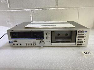 Vintage JVC KD-D4 Cassette Deck - Spare Or Repair #108