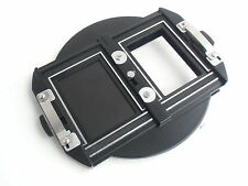 Rotary back adapter for Horseman 985, VH, 980, VHR (VH-R) camera