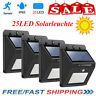 Solarleuchte 25 LED Solar Lampe mit Bewegungsmelder Außen Fluter Sensor Strahler