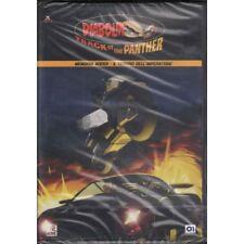 Diabolik Track of the Panther Vol. 10 DVD Memoria Addio! Sig 8032807007083