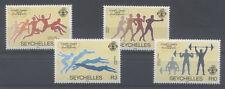 JO LOS ANGELES Seychelles 4val de 1984 ** COURSE BOXE NATATION HALTERES OLYMPICS