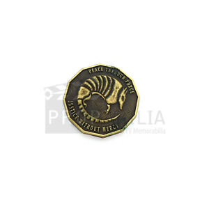 INTO THE BADLANDS AMC NETFLIX Armadillo Territory Coin Prop