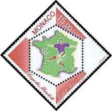 Timbre Sports Football Monaco 2163 ** année 1998 lot 23061