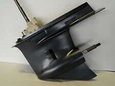 "OEM YAMAHA 150 175 200 hp 2-STROKE OUTBOARD 25"" LOWER UNIT / FOOT / GEARCASE"