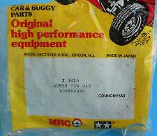 MRC Tamiya X9819 Boomerang Screw Pin Bag Vintage RC Part