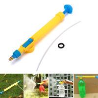 Trolley Gun Mini Water Bottles Plastic Sprayer Head Pesticide Spraying HF