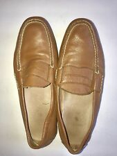 Polo Ralph Lauren Arkley Penny $110 Men's Loafers Driving Shoes Sz 10.5M Leather