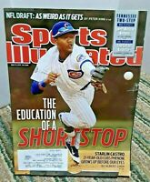 Sports Illustrated May 2011 Starlin Castro Chicago Cubs