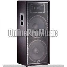 JBL JRX225 Dual 15-inch 2-way Passive Speaker - New