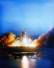 Weltraumfahrzeug Launch Sequence Nasa Apollo 8 11x14 Silber Halogen Fotodruck