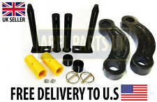 More details for jcb parts - mini digger bucket repair kit with side links (331/38954, 811/90697)