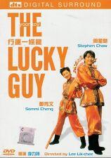 The Lucky Guy (1998) English Sub DVD H.K Movie _ Stephen Chow , Sammi Cheng