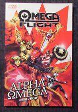 2007 OMEGA FLIGHT Alpha To Omega SC NM 1st Printing