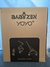 New ListingNew Babyzen Yoyo + 6+ Black Stroller, Seat and Canopy Complete