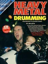 PROGRESSIVE HEAVY METAL DRUMMING Book & CD