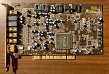 Sound Blaster Audigy 2 Sound Card