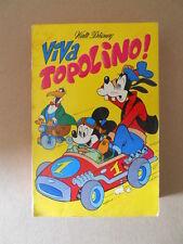 CLASSICI DI WALT DISNEY - VIVA TOPOLINO 1° edizione 1973   [G734A] BUONO