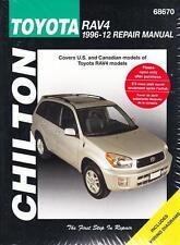 1996 - 2012 Toyota RAV4 Repair Manual 2004 2005 2006 2007 2008 2009 2012 2215