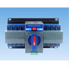 1pc 63A 4P Dual power automatic transfer switch Mini