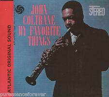 JOHN COLTRANE - My Favorite Things (German 4 Tk 1998 CD Album)