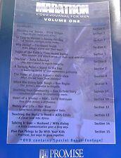 Promise Keepers Marathon Video Journal For Men DVD Volume 1