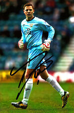 Milton Keynes Dons F.C David Martin Hand Signed 12/13 Photo 6x4 MK Dons 5.
