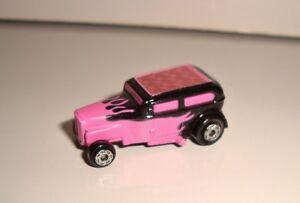 RARE VEHICULE VINTAGE MICROMACHINES GALOOB CAR CHOPPER (3x1,5cm)